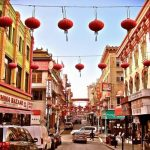 المدينة الصينية فى سان فرانسيسكو
