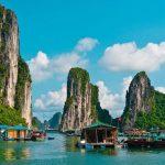 السياحة في فيتنام حيث الطبيعة المدهشة والمتعة بلا حدود