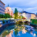 اين تقع سلوفينيا ؟