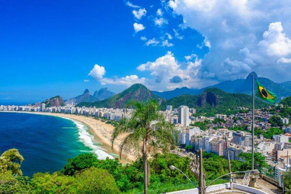 مدينة ريو دي جانيرو والتاريخ العريق
