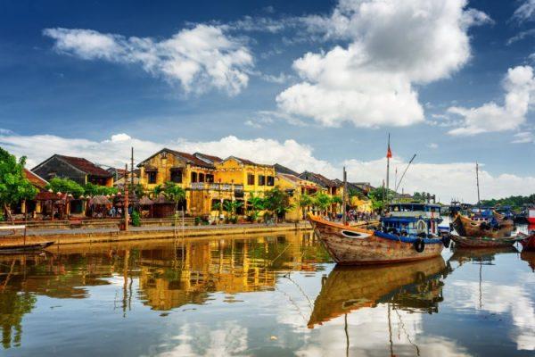 مدينة هانوي عاصمة فيتنام الساحرة