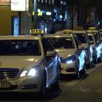 تاكسي مدينة فرانكفورت