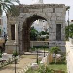 نصب ماركوس اريلوس التذكارى