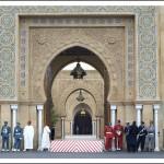 القصر الملكى بالرباط