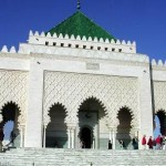 ضريح الملك محمد الخامس
