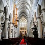 كاتدرائية القديس ميخائيل والقديس جودولا