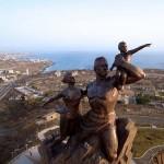 النصب التذكاري للنهضة الافريقية