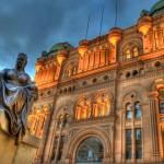 مبنى الملكة فيكتوريا