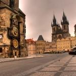 ساحة المدينة القديمة