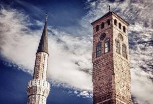 برج الساعة القديمة