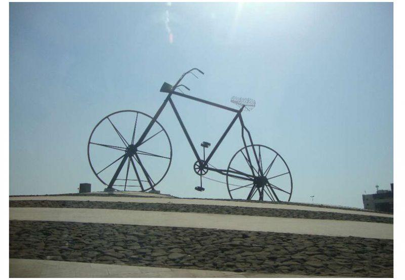 ميدان الدراجة - Arab Trip