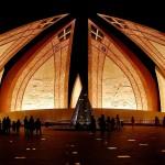 نصب باكستان التذكارى