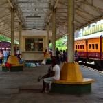 محطة سكة حديد يانجون المركزية
