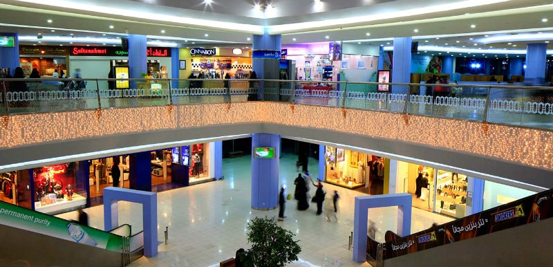 التسوق فى الرياض