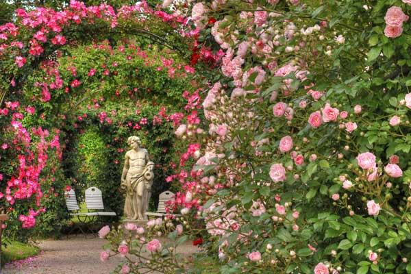 حديقة لشتنتالراليه