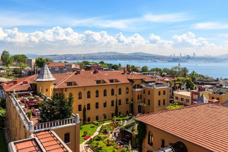 فور سيزون اسطنبول السلطان احمد