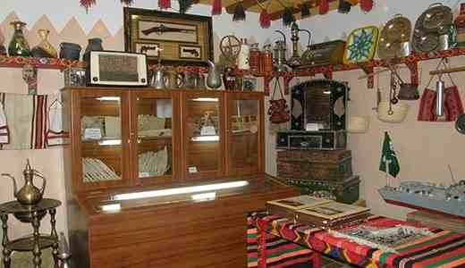 متحف صالح بن إبراهيم موسي