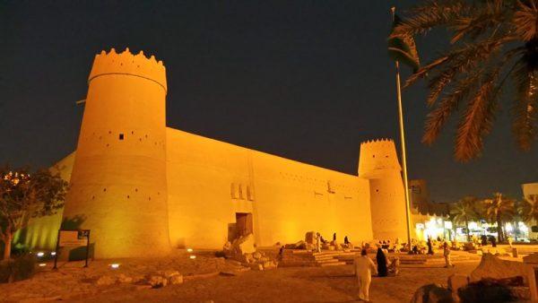 قلعة المصمك بالرياض