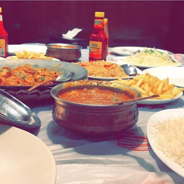 مطعم طباخ بهارات الهندي