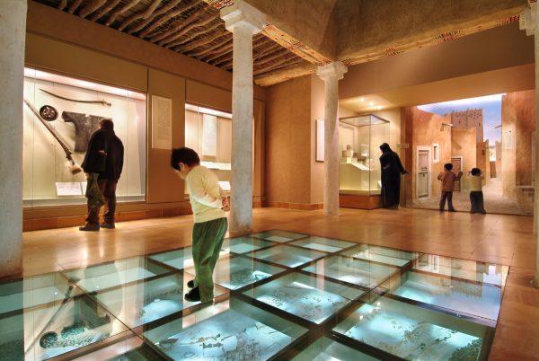 أهم الأنشطة السياحية في مركز الملك عبد العزيز التاريخي