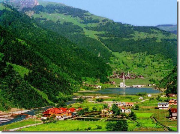 التي يمكنك مشاهدتها في البحيرة  e1579700098890 - السياحة في بحيرة اوزنجول بتركيا