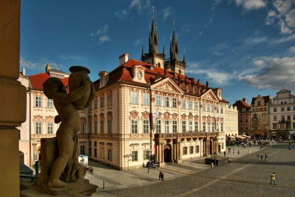 المعرض الوطني في براغ