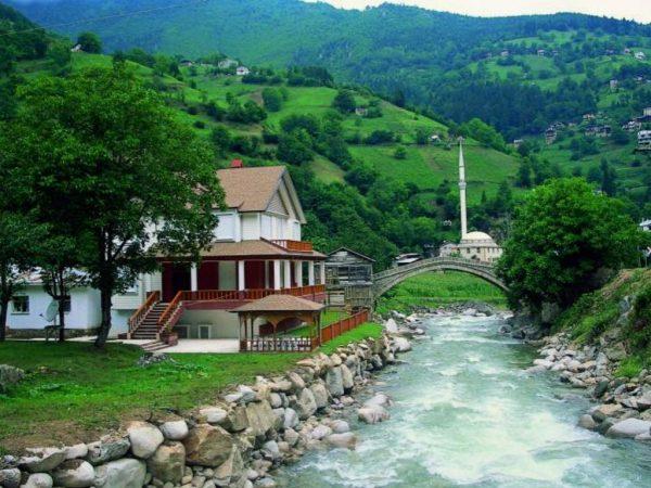 مدينة اوزنجول تركيا