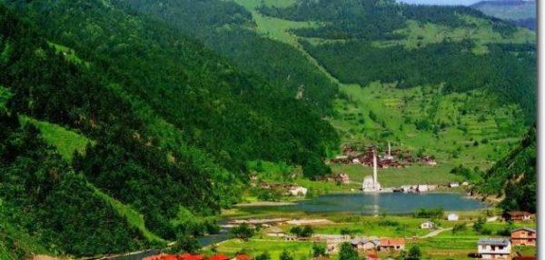 اوزنجول e1579699940199 - السياحة في بحيرة اوزنجول بتركيا