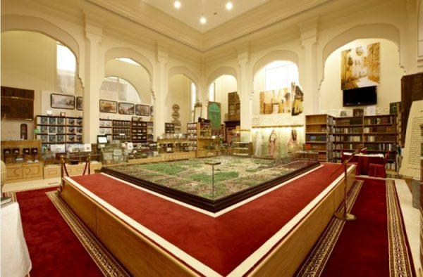 نبذة في متحف دار المدينة