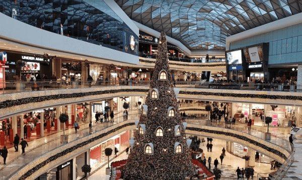 الترفيه في مول وادي للتسوق اسطنبول