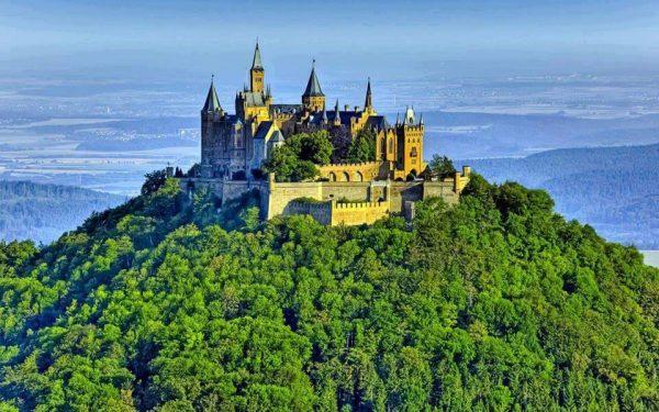 قلعة هومن سالزبورغش