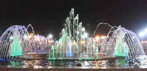 منتزه الملك عبدالله بالطائف