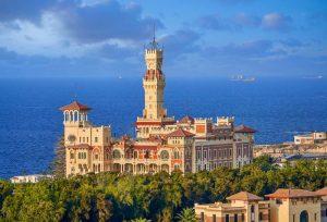 السياحة في الإسكندرية