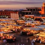 السياحة في مراكش مدينة السحر والجمال