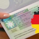 تعبئة نموذج الشنغن المانيا
