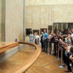 جولة في متحف اللوفر من الداخل الموناليزا