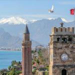 كم تبعد انطاليا عن اسطنبول