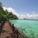 بينانج ماليزيا الاماكن السياحية