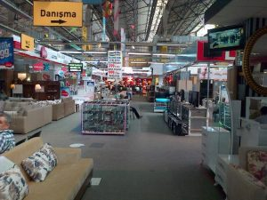 سوق المستعمل في اسطنبول