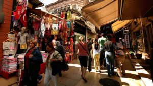 سوق محمود باشا اسطنبول