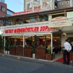 مطعم المدينة اسطنبول تقسيم