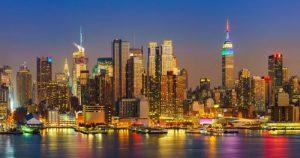 السفر الى نيويورك