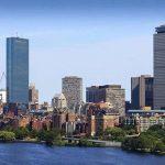 السفر من بوسطن الى نيويورك