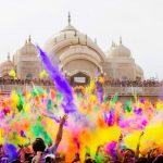 مهرجان الالوان في الهند