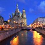 روسيا واجمل الاماكن السياحية فيها
