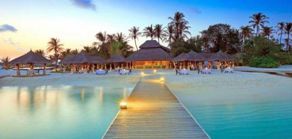 تكلفة سياحه جزر المالديف