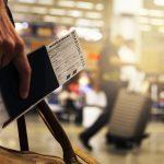 إجراءات الترانزيت في مطار باريس