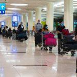 إجراءات الترانزيت في مطار دبي