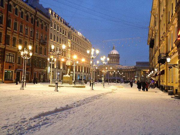 شروط الهجرة الى سان بطرسبرغ