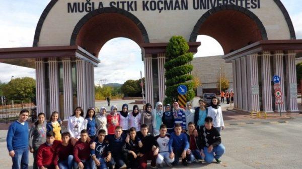 تخصصات جامعة موغلا